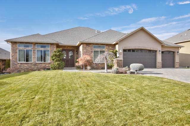 710 N 72nd Ave, Yakima, WA 98908 (MLS #20-99) :: Heritage Moultray Real Estate Services