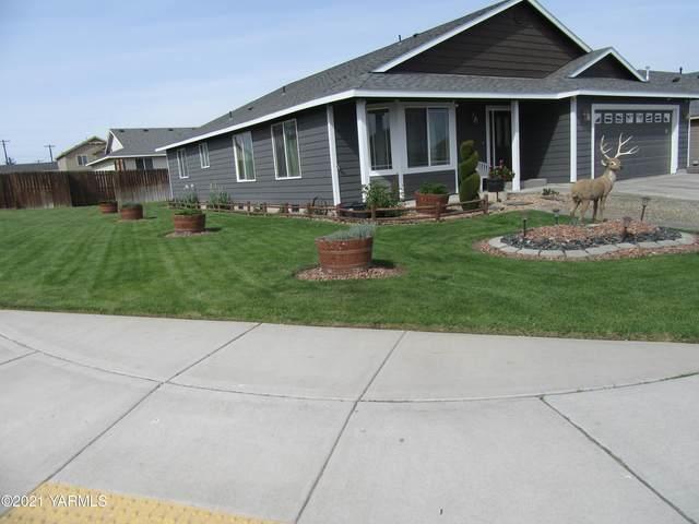 1302 Grape Ln Ln, Sunnyside, WA 98944 (MLS #21-1006) :: Heritage Moultray Real Estate Services