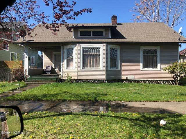 214 S 8th St, Yakima, WA 98901 (MLS #21-1007) :: Heritage Moultray Real Estate Services