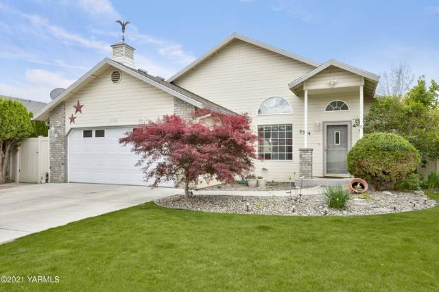 5304 Maui Pl, Yakima, WA 98908 (MLS #21-1009) :: Heritage Moultray Real Estate Services