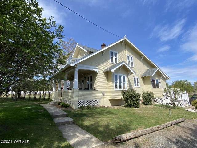 11805 Occidental Rd, Yakima, WA 98903 (MLS #21-1010) :: Heritage Moultray Real Estate Services