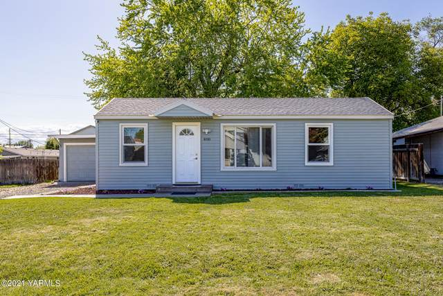 408 S 49th Ave, Yakima, WA 98908 (MLS #21-1035) :: Heritage Moultray Real Estate Services
