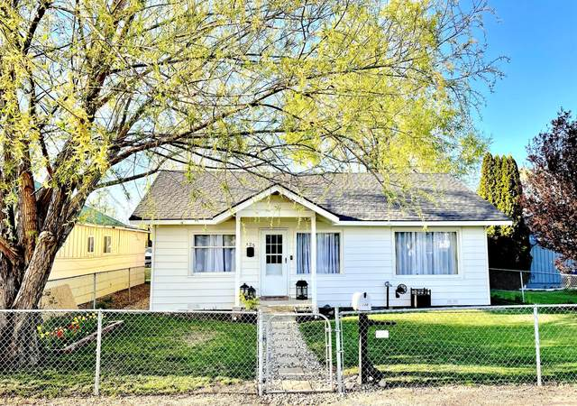 125 E Bartlett Ave, Selah, WA 98942 (MLS #21-1038) :: Heritage Moultray Real Estate Services