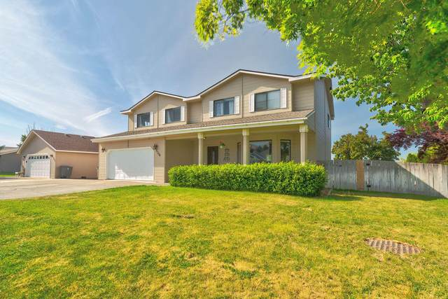 5208 Pear Butte Dr, Yakima, WA 98901 (MLS #21-1039) :: Candy Lea Stump | Keller Williams Yakima Valley