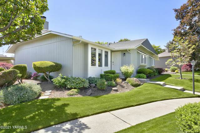 3101 Ponderosa Pl, Yakima, WA 98902 (MLS #21-1040) :: Heritage Moultray Real Estate Services