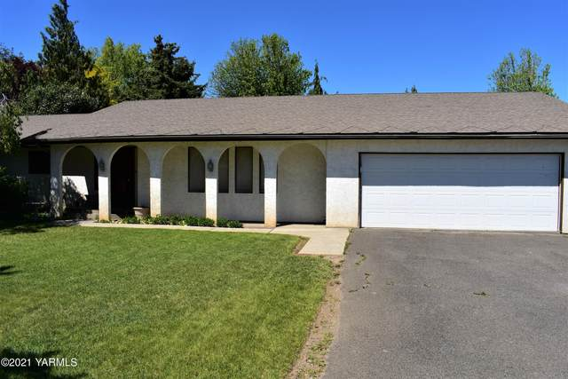 1006 Pecks Canyon Rd, Yakima, WA 98908 (MLS #21-1051) :: Heritage Moultray Real Estate Services