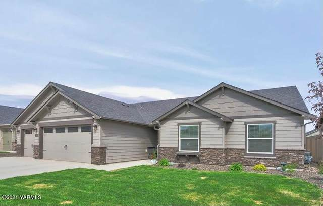 2503 S 63rd Ave, Yakima, WA 98903 (MLS #21-1055) :: Heritage Moultray Real Estate Services