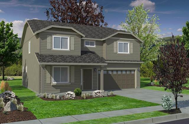 502 Sherman St, Moxee, WA 98936 (MLS #21-1082) :: Heritage Moultray Real Estate Services
