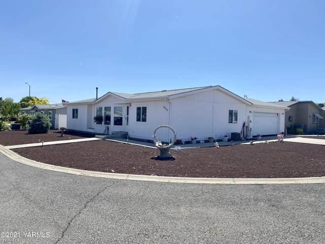 6804 Mulberry Way, Yakima, WA 98908 (MLS #21-1096) :: Amy Maib - Yakima's Rescue Realtor