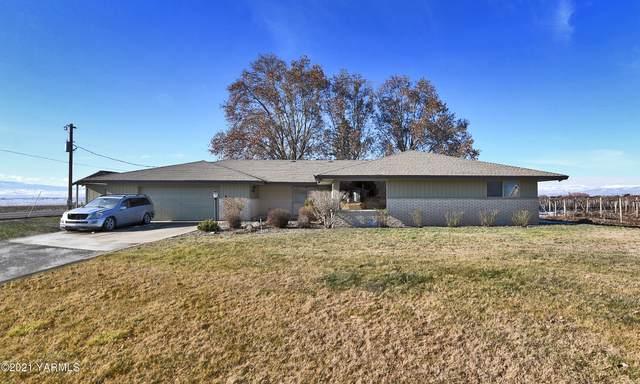 970 Batali Rd, Harrah, WA 98933 (MLS #21-1100) :: Nick McLean Real Estate Group
