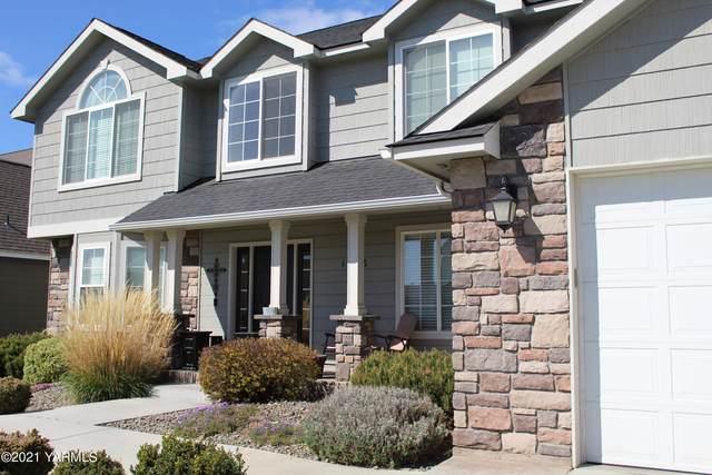1016 S 91st Ave, Yakima, WA 98908 (MLS #21-1101) :: Nick McLean Real Estate Group