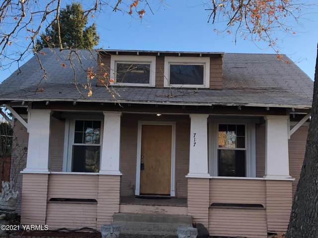 717 S 8th Ave, Yakima, WA 98902 (MLS #21-116) :: Heritage Moultray Real Estate Services