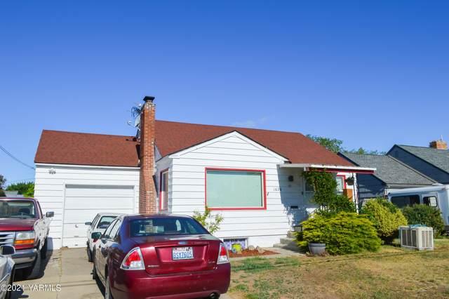1620 S 3rd Ave, Yakima, WA 98902 (MLS #21-1203) :: Nick McLean Real Estate Group