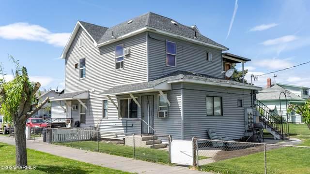 215 S 6th St, Yakima, WA 98901 (MLS #21-1205) :: Amy Maib - Yakima's Rescue Realtor