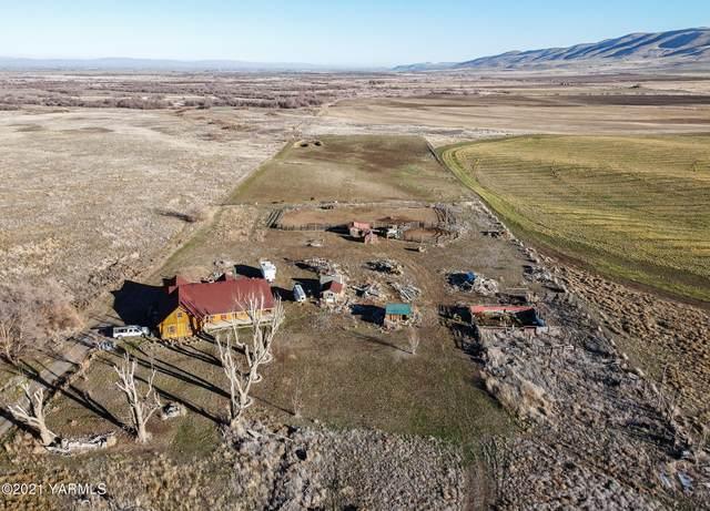 3525 Tecumseh Rd, White Swan, WA 98952 (MLS #21-122) :: Amy Maib - Yakima's Rescue Realtor
