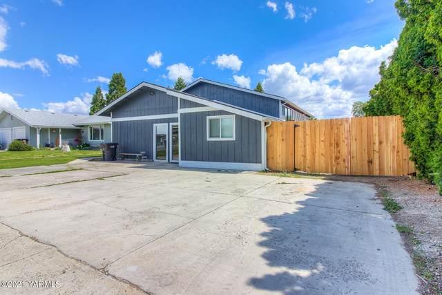 1115 S 34th Ave, Yakima, WA 98902 (MLS #21-1248) :: Nick McLean Real Estate Group