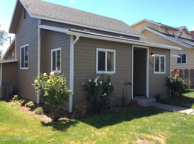 306 N Chestnut St, Toppenish, WA 98948 (MLS #21-1311) :: Amy Maib - Yakima's Rescue Realtor