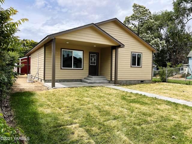 708 S 12th Ave, Yakima, WA 98902 (MLS #21-1329) :: Amy Maib - Yakima's Rescue Realtor