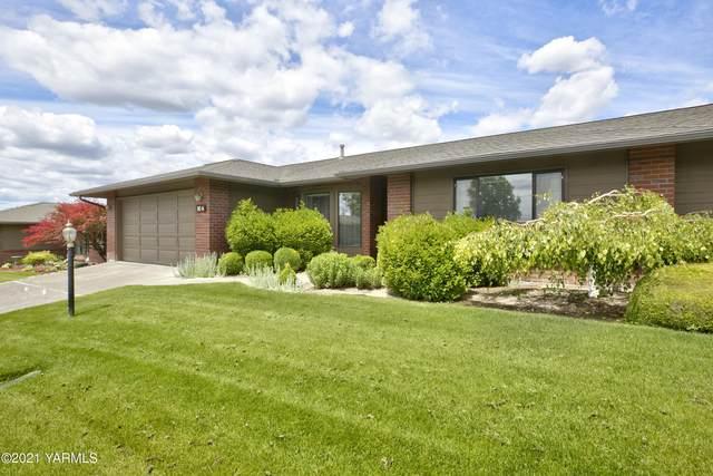 101 N 48th Ave 30A, Yakima, WA 98908 (MLS #21-1338) :: Nick McLean Real Estate Group
