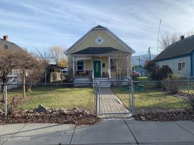 1323 Grant Ave, Prosser, WA 99350 (MLS #21-135) :: Amy Maib - Yakima's Rescue Realtor