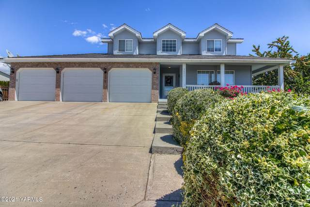 5091 N Skyvista Ave, Yakima, WA 98901 (MLS #21-1366) :: Heritage Moultray Real Estate Services