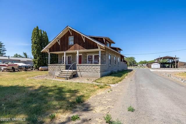 1460 N Camas Rd, Wapato, WA 98951 (MLS #21-1377) :: Amy Maib - Yakima's Rescue Realtor