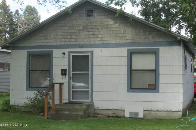 910 Pleasant Ave, Yakima, WA 98902 (MLS #21-1399) :: Amy Maib - Yakima's Rescue Realtor