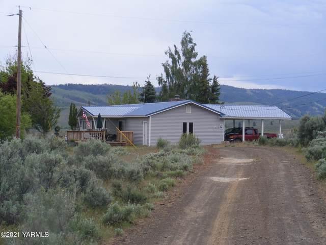 631 Section 12 Rd, Yakima, WA 98903 (MLS #21-1401) :: Amy Maib - Yakima's Rescue Realtor