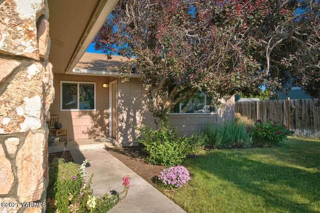 1709 S 66th Ave, Yakima, WA 98908 (MLS #21-1407) :: Amy Maib - Yakima's Rescue Realtor