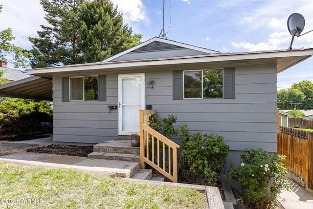 807 S 25th Ave, Yakima, WA 98902 (MLS #21-1409) :: Amy Maib - Yakima's Rescue Realtor