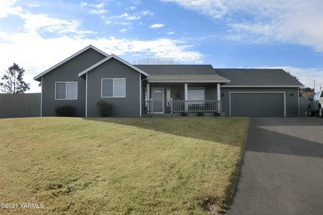 80 Buttercup Ln, Selah, WA 98942 (MLS #21-141) :: Heritage Moultray Real Estate Services