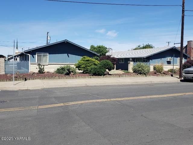 105 N B St, Toppenish, WA 98948 (MLS #21-1411) :: Amy Maib - Yakima's Rescue Realtor