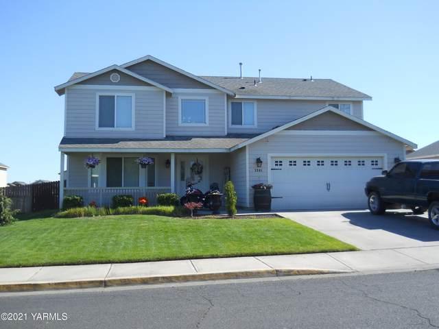 1301 South St, Sunnyside, WA 98944 (MLS #21-1435) :: Amy Maib - Yakima's Rescue Realtor