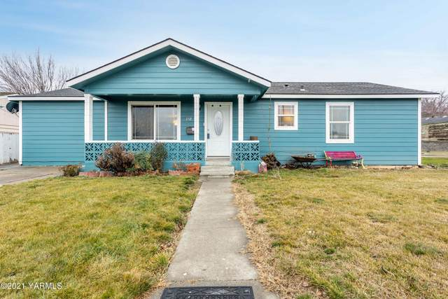 132 Hawthorn Dr, Sunnyside, WA 98944 (MLS #21-149) :: Heritage Moultray Real Estate Services