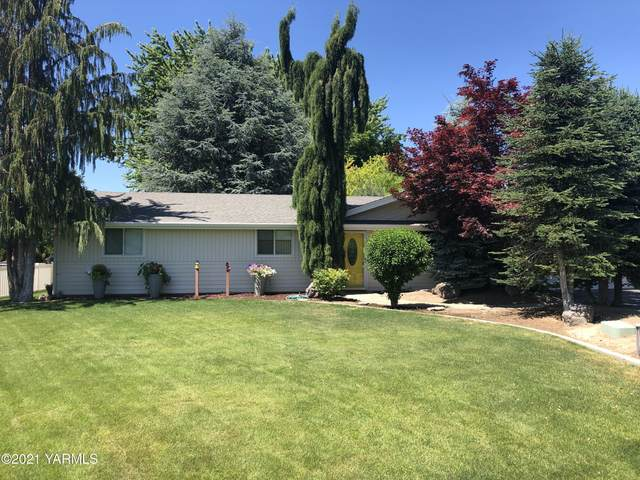 220 Urban Ave, Naches, WA 98937 (MLS #21-1492) :: Heritage Moultray Real Estate Services