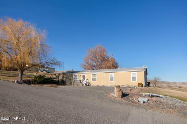 1102 NW Sunrise Ave, Benton City, WA 99320 (MLS #21-150) :: Amy Maib - Yakima's Rescue Realtor