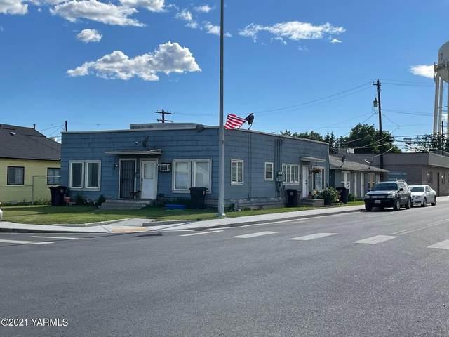 301 S Beech St, Toppenish, WA 98948 (MLS #21-1532) :: Amy Maib - Yakima's Rescue Realtor