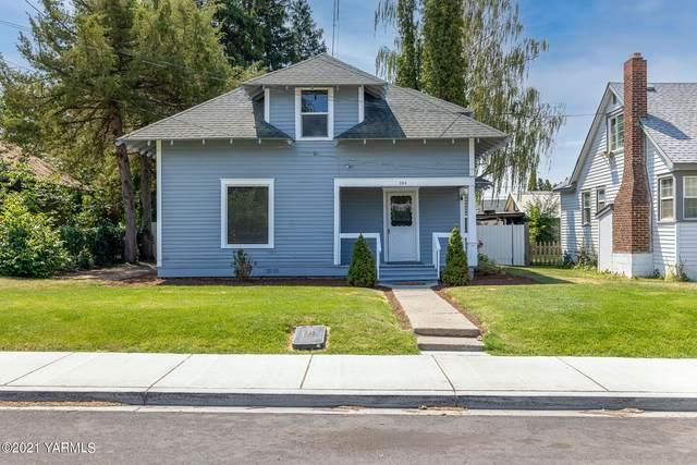 304 E 4th St, Grandview, WA 98930 (MLS #21-1549) :: Amy Maib - Yakima's Rescue Realtor