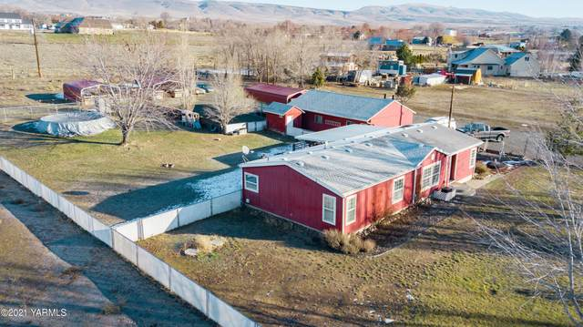 151 Chevy Ln, Moxee, WA 98936 (MLS #21-157) :: Amy Maib - Yakima's Rescue Realtor