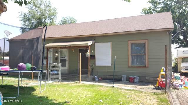 1417-1419 S 12th Ave, Yakima, WA 98902 (MLS #21-1582) :: Amy Maib - Yakima's Rescue Realtor