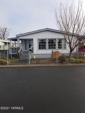 105 W Washington Ave #25, Yakima, WA 98903 (MLS #21-159) :: Amy Maib - Yakima's Rescue Realtor