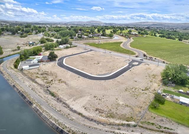 108 Vineyard View Ln Lot 5, Yakima, WA 98901 (MLS #21-1628) :: Amy Maib - Yakima's Rescue Realtor