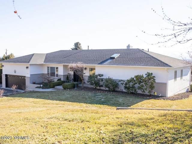 304 N 76th Ave, Yakima, WA 98908 (MLS #21-163) :: Amy Maib - Yakima's Rescue Realtor