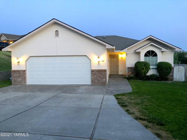 808 White Bluff Pl, Selah, WA 98942 (MLS #21-1703) :: Heritage Moultray Real Estate Services
