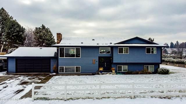 5208 Crest Acres Ln, Yakima, WA 98908 (MLS #21-171) :: Amy Maib - Yakima's Rescue Realtor