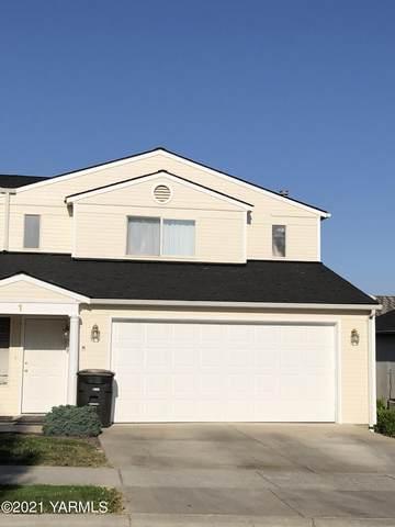 113 Peach Tree Ln 1#, Yakima, WA 98908 (MLS #21-1722) :: Heritage Moultray Real Estate Services