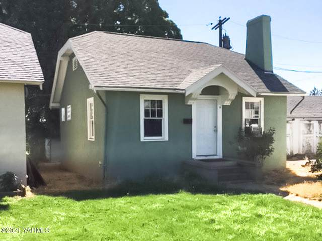 9 N 15th Ave, Yakima, WA 98902 (MLS #21-1737) :: Heritage Moultray Real Estate Services