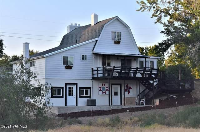 1162 Selah Loop Rd, Selah, WA 98942 (MLS #21-1741) :: Amy Maib - Yakima's Rescue Realtor