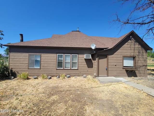 221 Donelson Ln, Yakima, WA 98908 (MLS #21-1745) :: Amy Maib - Yakima's Rescue Realtor