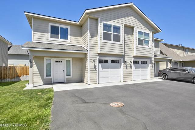 1926 Royal Palm Ave, Union Gap, WA 98903 (MLS #21-1756) :: Heritage Moultray Real Estate Services